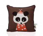 Ferm Living Posey Panda Pillow