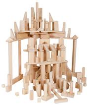 Guidecraft Classroom Unit Blocks - 170 Pieces