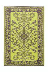 Koko Company 4' x 6' Floormat Classic Duo Tone - Aubergine