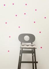 Ferm Living  Mini Dots - Neon Wall Stickers
