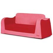 Pkolino New Little Reader Sofa - Sleeper - Red