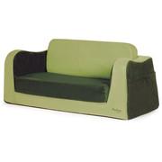 Pkolino New Little Reader Sofa - Sleeper - Green