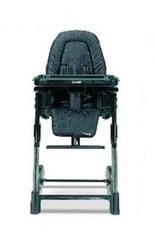 Combi High Chair - Black