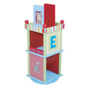 Levels of Discovery Alphabet Soup Revolving Bookcase