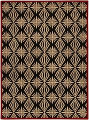 Chandra Rugs Janelle Style JAN2634 Wool Area Rug