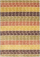 Chandra Rugs Janelle Style JAN2638 Wool Area Rug