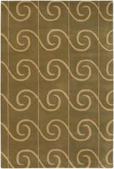 Chandra Rugs Janelle Style JAN2642 Wool Area Rug