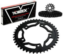 Vortex CK4133 Chain and Sprocket Kit WSS KAW ZX-9R 02-04 (STK,STL)
