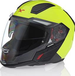 Nexx SX40 Yellow Helmet