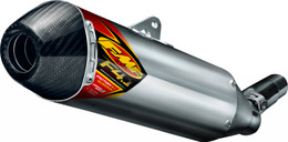 FMF EXHAUST ALUMINUM FACTORY 4.1 RCT SLIP-ON W/CARBON ENDCAP (042330)