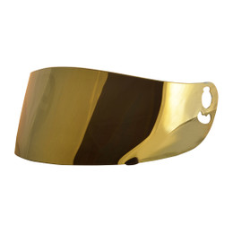 Suomy SR Sport / Vandal Gold Iridium Shield