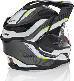 Nexx XD1 Canyon Neon Yellow Helmet