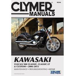 Clymer M246 Service Shop Repair Manual Kaw Vulcan Classic / LT / Cust 06-13
