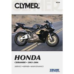 Clymer M220 Service Shop Repair Manual Honda CBR600RR 2003-2006
