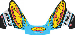 FMF EXHAUST 4.1 TITANIUM RCT WRAP DECAL (014819)
