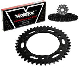 Vortex CK2222 Chain and Sprocket Kit GFRA HON CBR600F2/3 91-96 (1D,ALU)