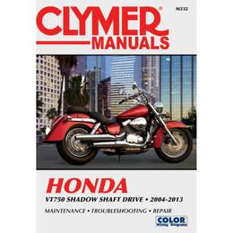 Clymer M232 Service Shop Repair Manual for Honda VTX750