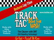 9840 Blue Tire Wash with DRT Gallon *MUST SHIP UPS GROUND*