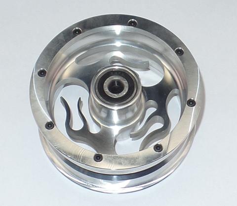 Billet Bead-lock Wheel