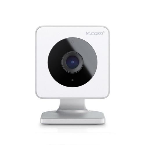 Y-cam EVO Indoor HD Wi-Fi Security Camera - Front