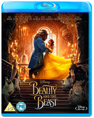 Beauty and The Beast (Blu - Ray) - 2017