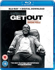 GET OUT + digital download [Blu-ray] [2017]