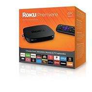 Roku Premiere 4620RW 4K Ultra HD - Powerful quad-core processing