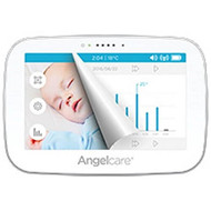 Angelcare AC510 Digital Video and Sound 5'' Touch Screen Baby Monitor
