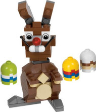 Lego Easter Bunny With Eggs 40018