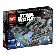 Lego 75168 Star Wars Yoda's Jedi Starfighter - Disney