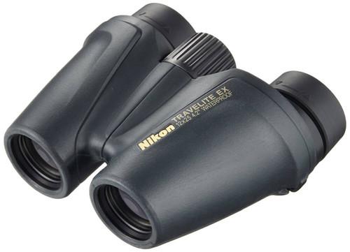 Nikon Travelite EX Binoculars, 12 x 25