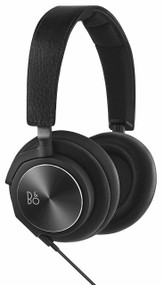 B&O PLAY by Bang & Olufsen BeoPlay H6 Second Generation Over-Ear Headphones with 3-Button Remote Black