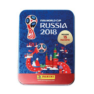Panini FIFA World Cup 2018 Sticker Tin (15 Sticker Packets)