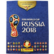 Panini FIFA World Cup Russia 2018 Sticker Collection Album