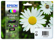 Epson 18XL Original Ink Cartridge - 4 Pack
