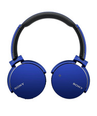 Sony Extra Bass MDR-XB650BT Over-Ear Headphones - Blue