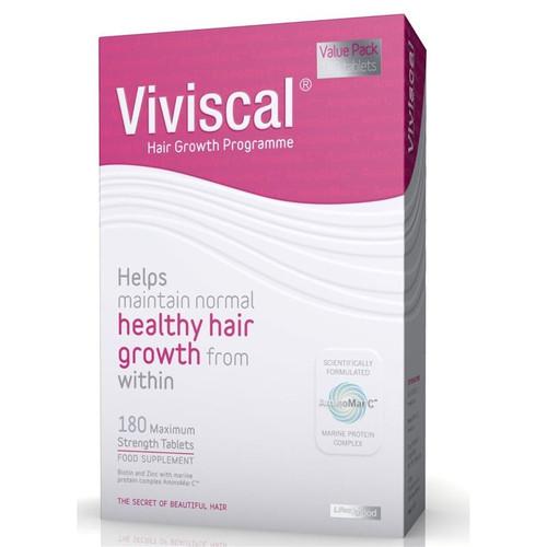 Viviscal Woman Hair Growth Programme Maximum Strength 180 Tablets