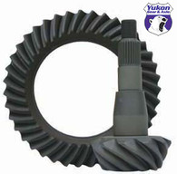 "High performance Yukon Ring & Pinion gear set for Chrysler 8.25"" in a 3.55 ratio"