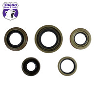 Outer axle seal for set9