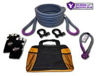 """Yukon recovery gear kit with 7/8"""" kinetic rope"""