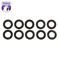 """Trac Loc ring gear bolt washer for 8"""" and 9"""" Ford."""