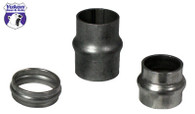 63-65 12T or 63-65 Corvette crush sleeve, short, (coarse spline).