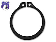 """Stub axle retaining clip snap ring for 8.25"""" GM IFS"""