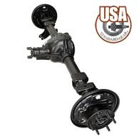 "GM 10 Bolt 8.6""  Rear Axle Assembly 09-13 Truck, 3.23, Active Brake - USA Standard"