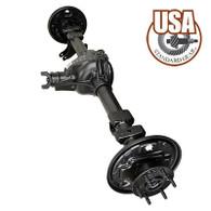 """GM 10 Bolt 8.6""""  Rear Axle Assembly 09-13 Truck, 3.23 - USA Standard"""