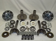 HC-10D-SRW - EMS Offroad Hub Conversion Kit for 2010-2011 Dodge 2500/3500, SRW