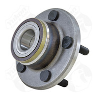 Yukon unit bearing & hub assembly for '05-'14 Dodge passenger car front
