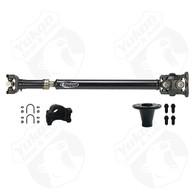 Yukon Heavy Duty Driveshaft for '12-'17 JK 2 Door Rear w/ M/T
