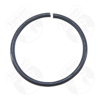 """Stub axle retaining clip snap ring for Chrysler 8.0""""IFS Front"""