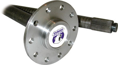 Yukon alloy replacement left hand rear axle for Dana 44 (Jeep Rubicon) with 30 splines
